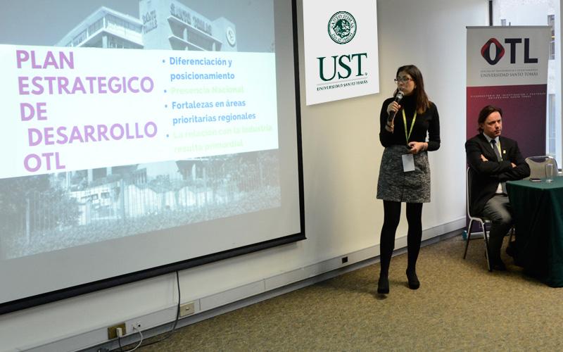 Programa Vinculación UST-Empresa busca articular la investigación e innovación de la academia con la industria