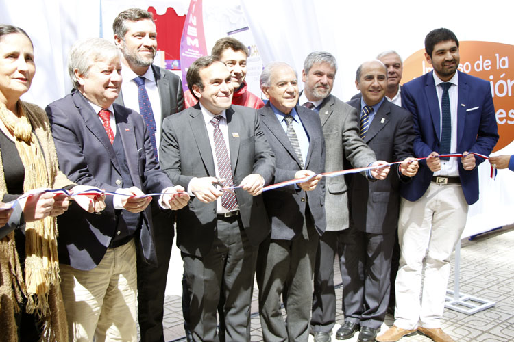 Vicepresidente Ejecutivo de CORFO inauguró FINEM 2018